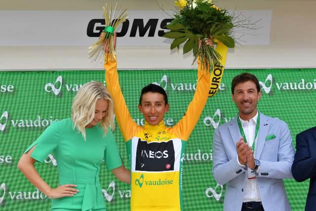 Ив Лампарт – победитель 8 этапа Тура Швейцарии-2019