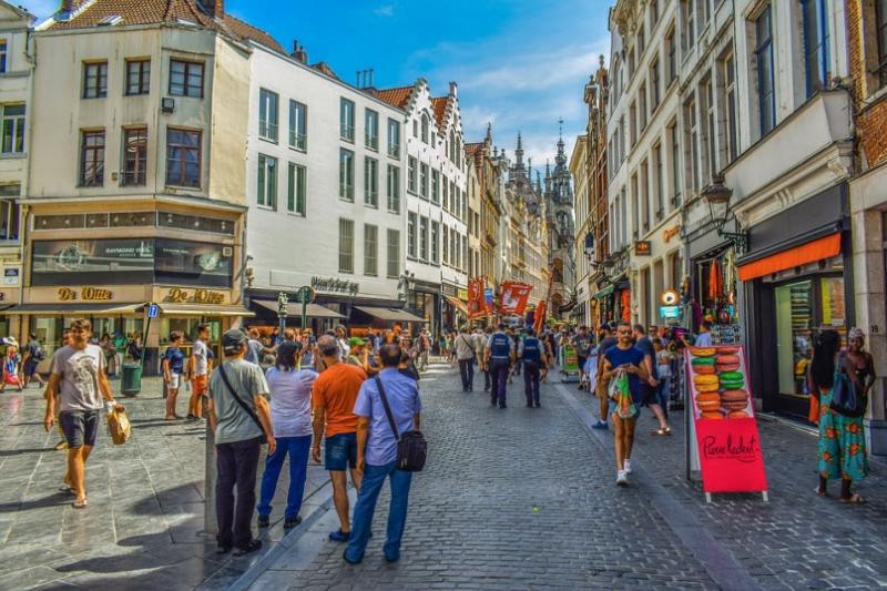 Тур де Франс-2019, превью этапов: 2 этап, Брюссель (Королевский дворец) - Брюссель (Атомиум)