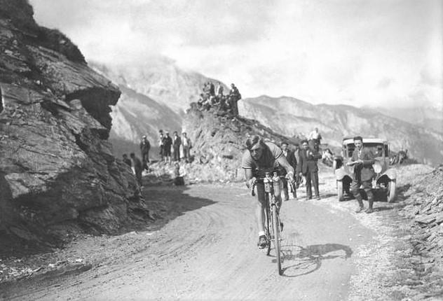 Один день в жёлтой майке лидера Тур де Франс: Макс Булла