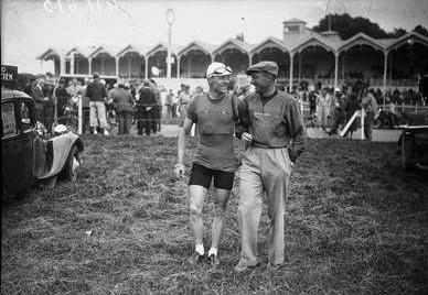 Один день в жёлтой майке лидера Тур де Франс: Амеди Фурнье