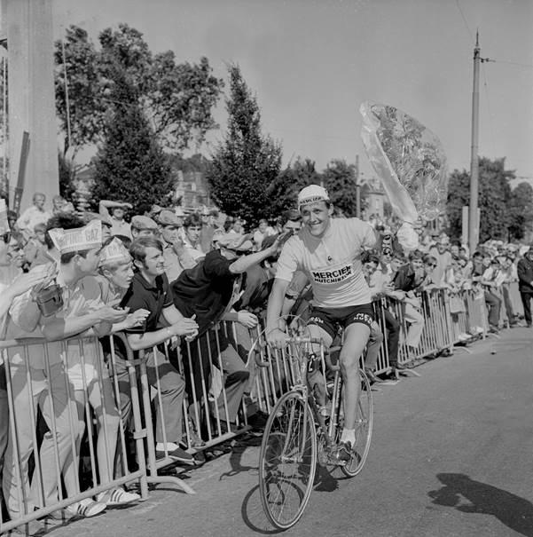 Один день в жёлтой майке лидера Тур де Франс: Жан-Пьер Жене