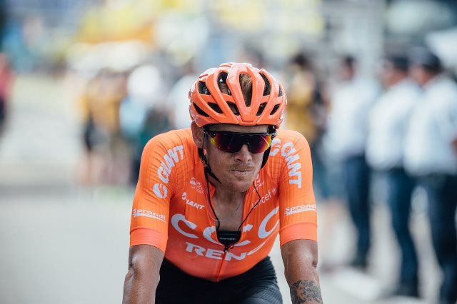 Алессандро де Марки едва избежал несчастного случая во время тренировки