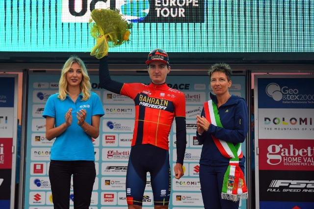 Марк Падун – победитель Adriatica Ionica Race-2019
