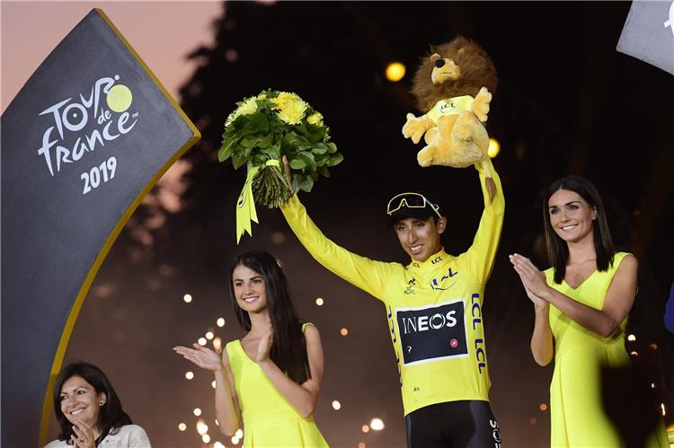 Альберто Контадор о фаворитах на Тур де Франс-2020