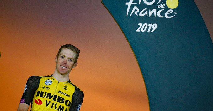 Страницы истории велоспорта: Тур де Франс - 2019