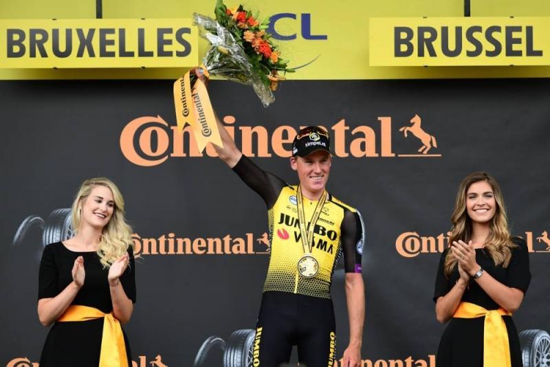 Майк Тёниссен – победитель 1 этапа Тур де Франс-2019