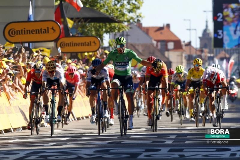 Петер Саган – победитель 5 этапа Тур де Франс-2019