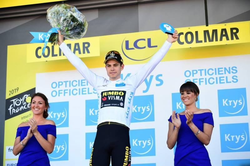 Ваут ван Арт, Тим Велленс, Том Скуйиньш, Жулиан Алафилипп о 5-м этапе Тур де Франс-2019