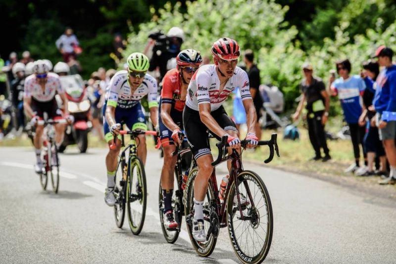 Джулио Чикконе, Ксандро Мёрисс, Тим Велленс о 6-м этапе Тур де Франс-2019