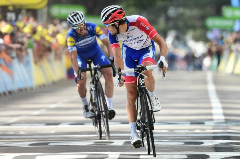Жулиан Алафилипп вернул жёлтую майку лидера на Тур де Франс-2019 перед Днём взятия Бастилии