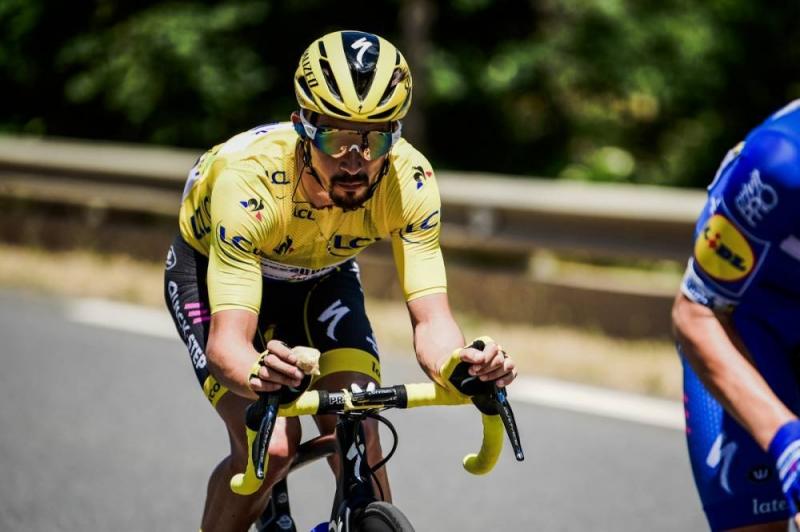 Ваут ван Арт – победитель 10 этапа Тур де Франс-2019