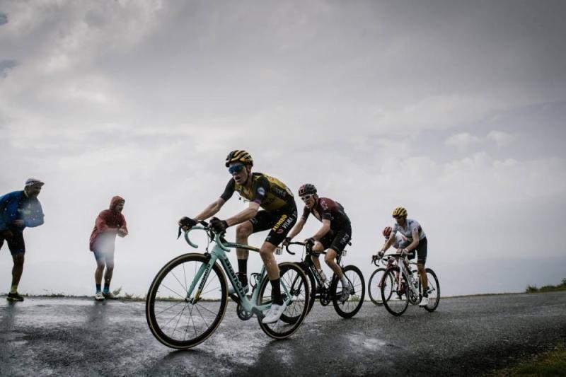 Стевен Крёйсвейк удержался в топ-3 общего зачёта после 15 этапа Тур де Франс-2019