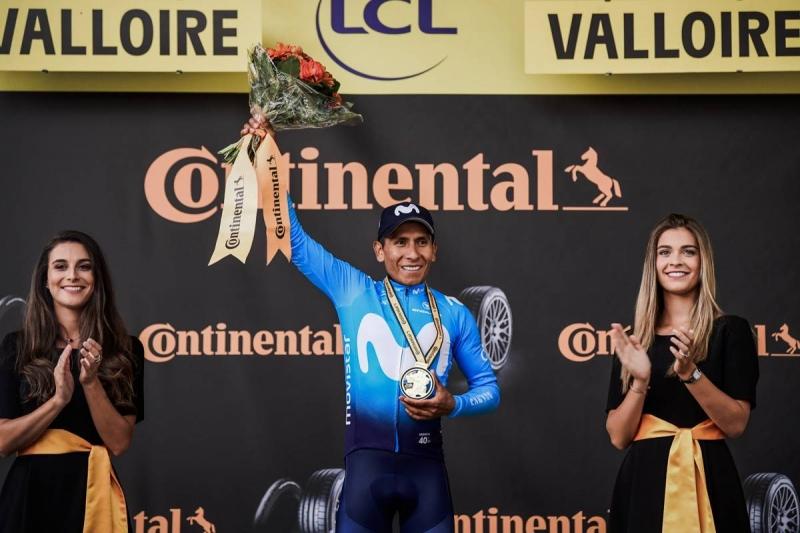 Наиро Кинтана – победитель 18 этапа Тур де Франс-2019
