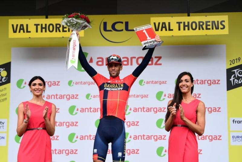 Винченцо Нибали – победитель 20 этапа Тур де Франс-2019