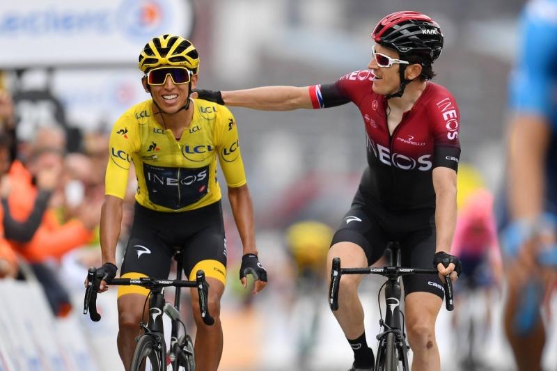 Эган Берналь – победитель Тур де Франс-2019