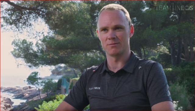 Крис Фрум: «Единственная цель – стартовать на Тур де Франс-2020»