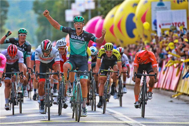 Паскаль Акерман – победитель 1 этапа Тура Польши-2019