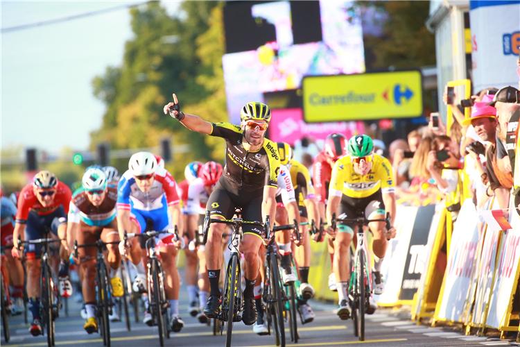 Лука Мезгец – победитель 2 этапа Тура Польши -2019