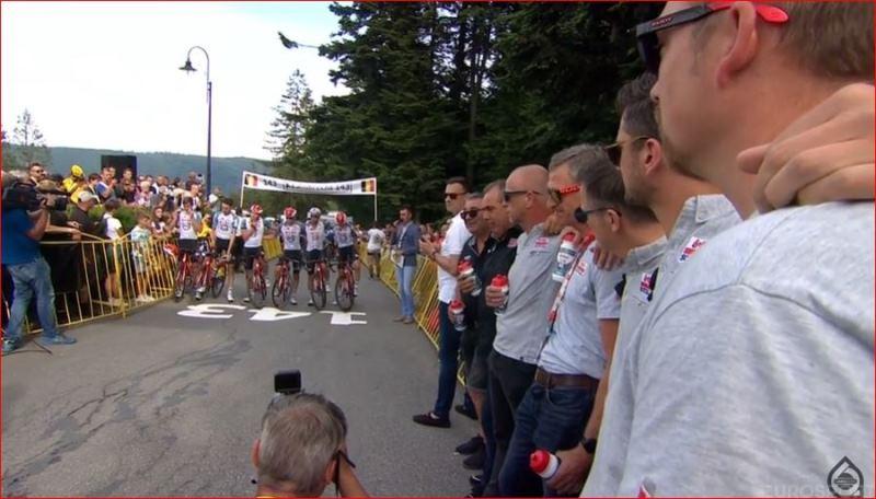 4-й этап Тура Польши-2019 нейтрализован в память о Бьорге Ламбрехте