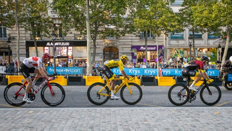 Поездка на Тур де Франс-2019. Часть 3