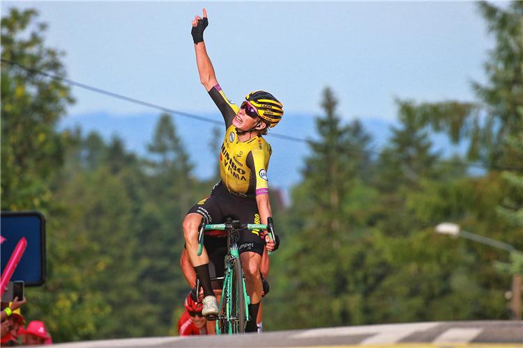Йонас Вингегорд – победитель 6 этапа Тура Польши-2019