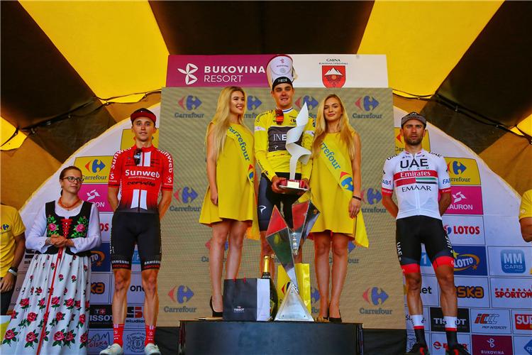 Павел Сиваков – победитель Тура Польши-2019
