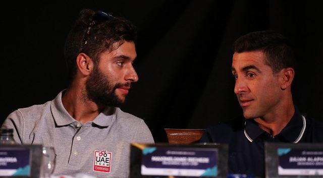 Максимилиано Ричесе переходит в команду UAE Team Emirates