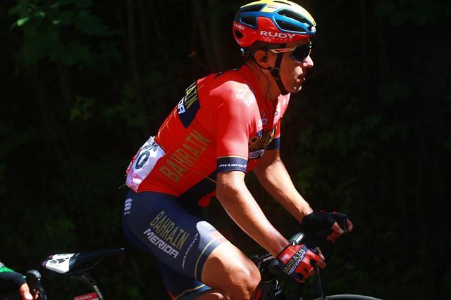 Доменико Поццовиво получил травму после столкновения с автомобилем