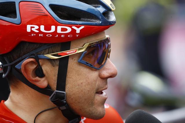Врач-ортопед уверен, что Доменико Поццовиво сможет вернуться на велосипед