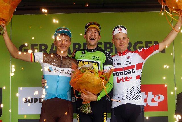 Лауренс Де Плус – победитель BinckBank Tour-2019