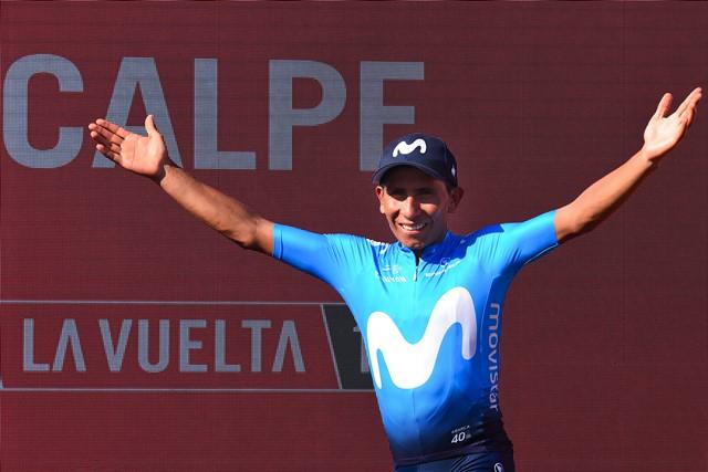 Наиро Кинтана – победитель 2 этапа Вуэльты Испании-2019