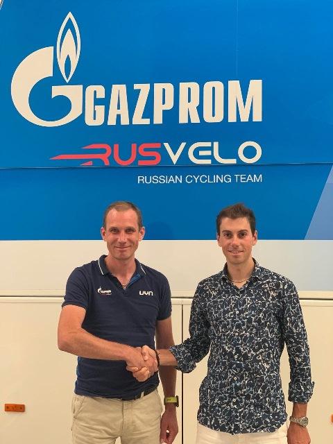 Новые гонщики Gazprom — RusVelo на сезон 2020