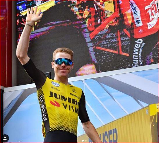 Стевен Крёйсвейк сошёл с Вуэльты Испании-2019 на 4-м этапе