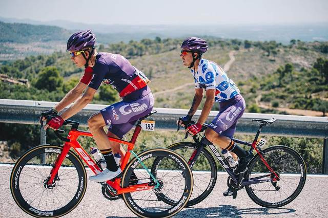 Анхель Мадрасо – победитель 5 этапа Вуэльты Испании-2019