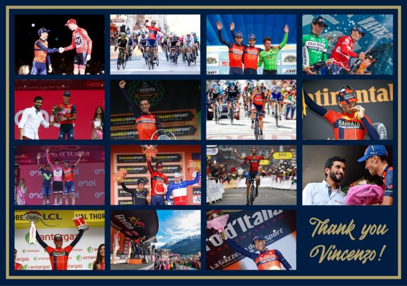 Винченцо Нибали подтвердил переход в команду Trek-Segafredo