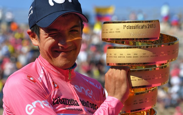 Ричард Карапас переходит в велокоманду Ineos