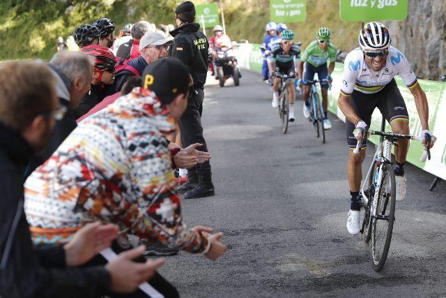 Алехандро Вальверде и Наиро Кинтана о 13-м этапе Вуэльты Испании-2019