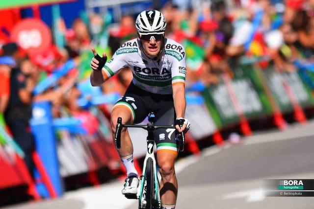 Велокоманда Bora – hansgrohe отпустила Сэма Беннетта