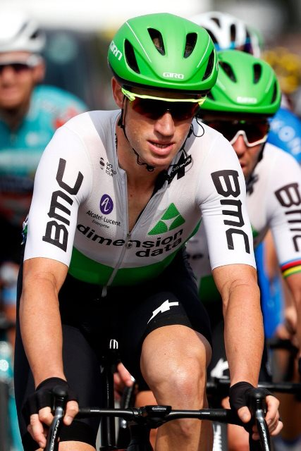 Марк Реншоу завершил карьеру профессионального велогонщика
