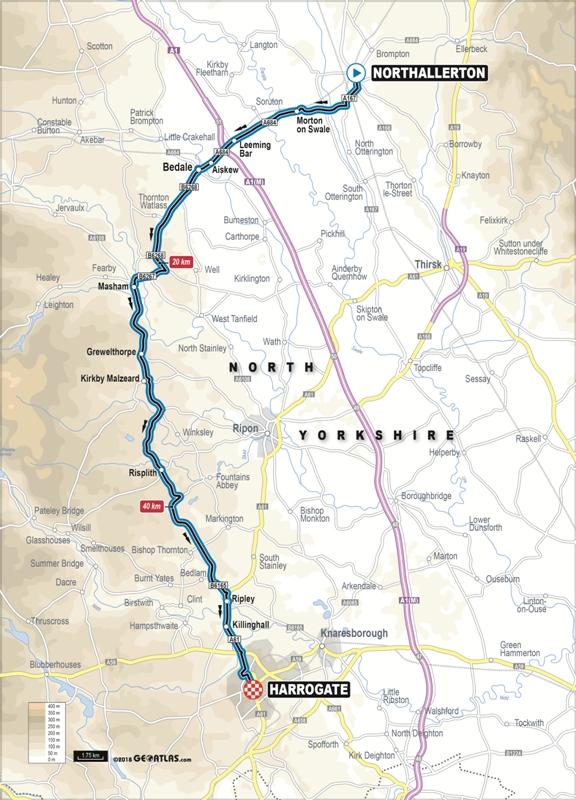 Чемпионат мира-2019 по велоспорту на шоссе в Йоркшире. Индивидуальная разделка. Превью