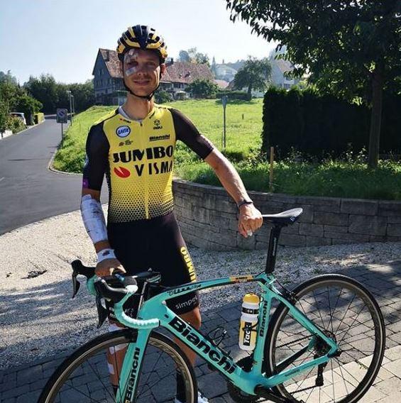 Тони Мартин собирается участвовать в чемпионате мира-2019 по велоспорту в Йоркшире