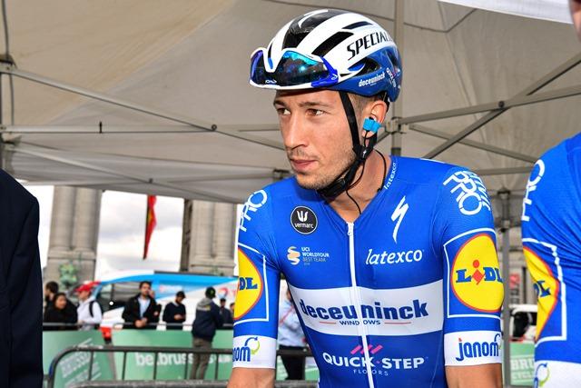 Янник Штаймле – новый велогонщик команды Deceuninck-Quick Step
