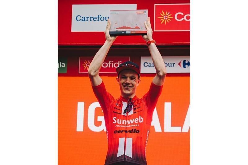 Никиас Арндт – победитель 8 этапа Вуэльты Испании-2019