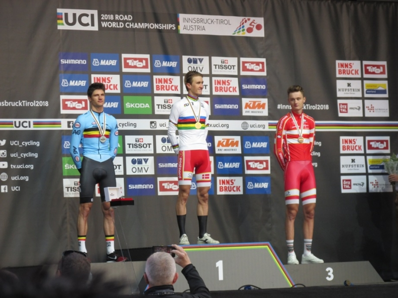 Сентиментальный рассказ о чемпионате мира по шоссейному велоспорту-2018. Часть 1