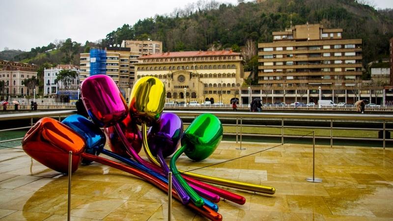 Вуэльта Испании-2019, превью этапов: 13 этап, Бильбао - Лос Мачукос. Монумент «Вака Пасьега»