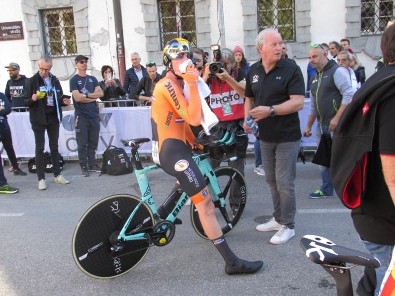Сентиментальный рассказ о чемпионате мира по шоссейному велоспорту 2018. Часть 2