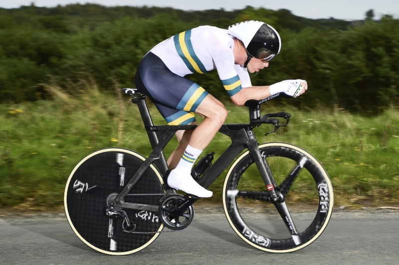 Роан Деннис – двукратный чемпион мира в индивидуальной гонке на время