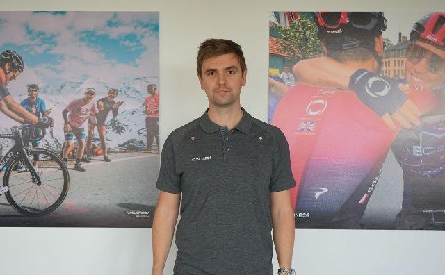 Пол Барратт назначен ответственным за выступление велогонщиков команды Ineos
