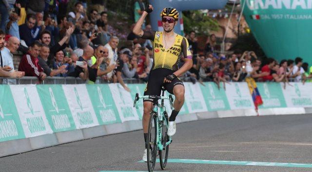 Примож Роглич – победитель Giro dell'Emilia-2019