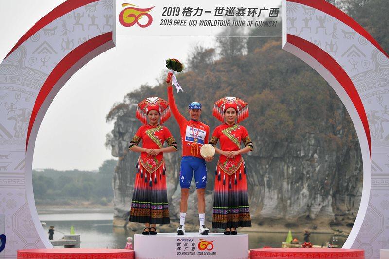 Энрик Мас – победитель Тура Гуанси-2019